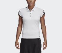 Club 3-Streifen Poloshirt