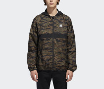 Camouflage BB Wind Packable Jacke