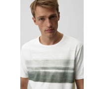 Marc O'Polo T-Shirt multi/mangrove