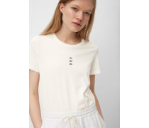 Marc O'Polo T-Shirt pale oyster