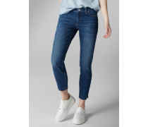 Jeans ALBY slim cropped