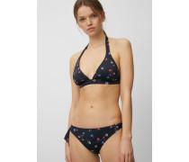 Bikini  blauschwarz