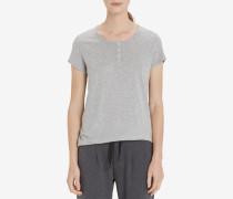 Marc O'Polo Lounge-Shirt grau-mel.