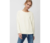 Marc O'Polo Sweatshirt scandinavian white