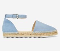 Marc O'Polo Espadrilles-Sandale blue