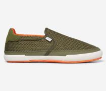 Marc O'Polo Slip-On Sneaker oliv