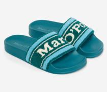 Marc O'Polo Beach Sandale petrol