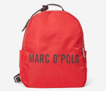 Marc O'Polo Rucksack  red