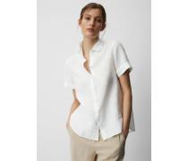 Marc O'Polo Kurzarm-Bluse white