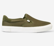 Marc O'Polo Slipon-Sneaker khaki