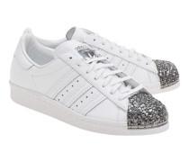Superstar 80S Metal Toe White