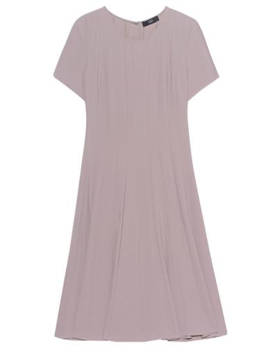 Kleid aus Crepe