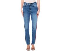 Straigth High Waist Jeans