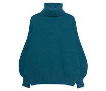 Oversize Woll-Kaschmir-Pullover