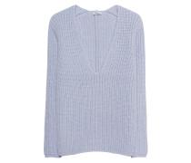 Oversize Grobstrick Pullover