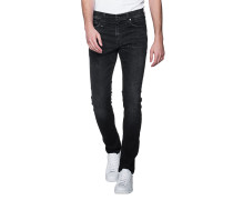 Washed Out Slim Fit Jeans