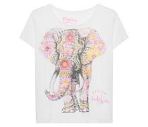 T-Shirt mit Elefanten-Motiv