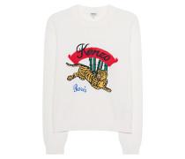 Pullover mit Tiger Motiv