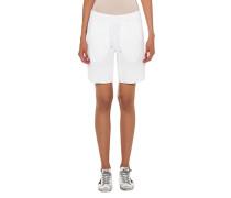 Weiße Bermuda Hose
