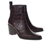 Leder-Boots im Western Style