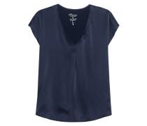 Seiden-Blusen-Shirt