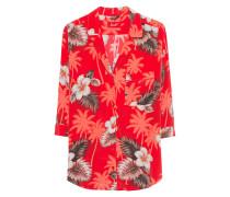 Seiden-Stretch Bluse