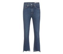 Cleane Straight-Leg Jeans