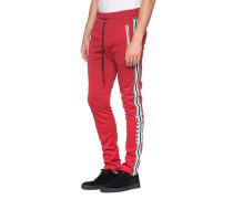 Jogginghose mit seitlichem Streifen