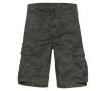 Cargo-Hose mit Camouflage-Muster