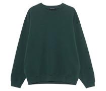 Oversize Sweatshirt mit Label Wording