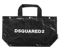 Tasche mit Logo-Schriftzug