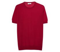 Feinstrick-T-Shirt