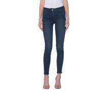 High-waist Skinny-Jeans