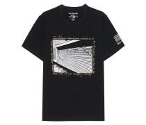 Bedrucktes T-Shirt