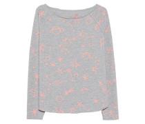 Bedruckter Sweater