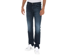 Slim Fit Washed Out Jeans