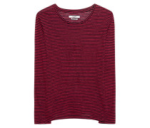 Gestreiftes Langarm-Shirt