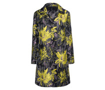 Mantel mit floralem Muster