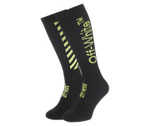Bedruckte Socken