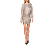 Schimmerndes Mini-Kleid