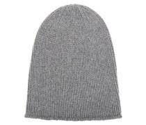 Handgestrickte Kaschmir-Mütze
