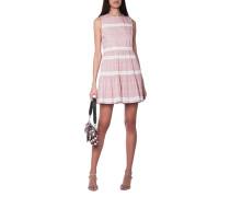 Mini-Kleid mit Zierborten