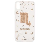 iPhone X Hülle mit Skorpion-Motiv