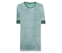 Leinen-T-Shirt