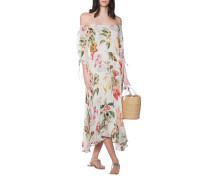 Kleid im Blumen-Print