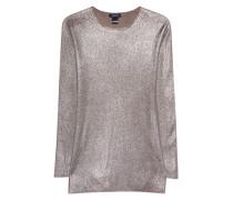 Beschichteter Kaschmir-Pullover