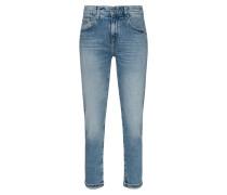Washed-Out Slim-Boyfriend Jeans
