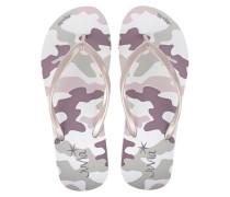 Bedruckte Flip Flops