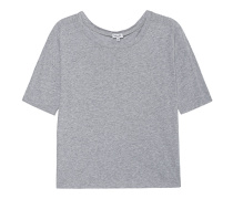 Lockeres Jersey-T-Shirt