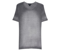 Kaschmir-Seiden-T-Shirt